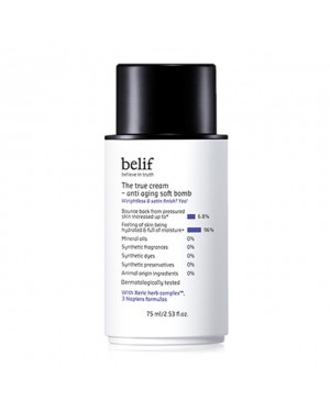 Belif - The True Cream - Anti Aging Soft Bomb - 75ml