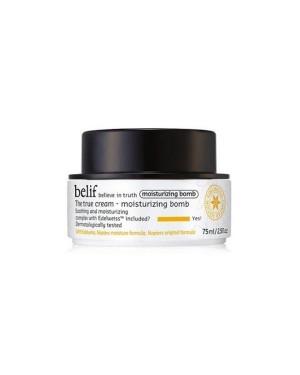 Belif - The True Cream Bombe hydratante (édition Edelweiss) - 75ml