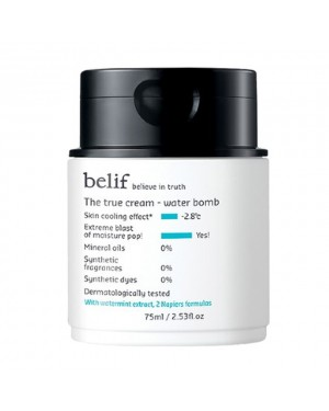 Belif - The True Cream - Bombe à eau - 75ml