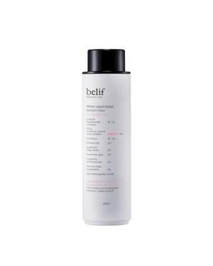 Belif - Witch Hazel Herbal Extract Toner - 200ml