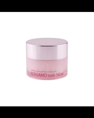Bergamo - 24 Hour Skin Perfect Moisturize Snail Cream - 50g
