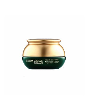Bergamo - Luxury Caviar Wrinkle Care Cream - 50g