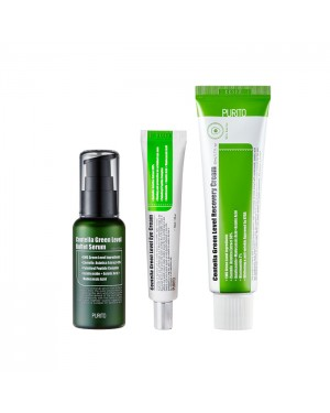 PURITO Skincare Heroes Set - Cornflower