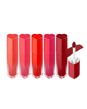 Black Rouge - Color Lock Heart Tint - 3.5ml