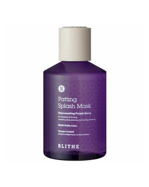 Blithe - Patting Splash Mask - Rejuvenating Purple Berry