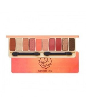 Etude House - Play Color Eyes Peach Farm