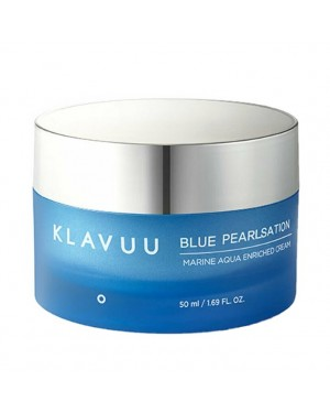 KLAVUU - Blue Pearlsation Marine Aqua Enriched Cream - 50ml