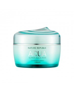 NATURE REPUBLIC - Super Aqua Max Combination Watery Cream