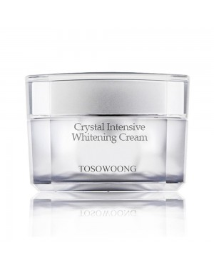 TOSOWOONG - Crystal Intensive Whitening Cream - 50g