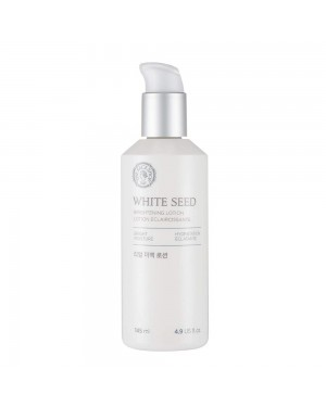 THE FACE SHOP - Lotion éclaircissante White Seed