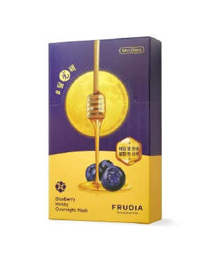 FRUDIA - Honey Blueberry, Masque de nuit