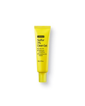 By Wishtrend - Sulfur 3% Cleans Gel - 30g