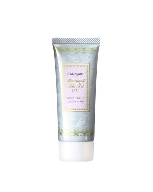 Canmake - Mermaid Skin Gel UV SPF 50+ PA++++ - 01 Clear