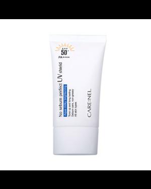 CARE:NEL - No Sebum Perfect UV Shield SPF50 + PA ++++ - 50ml
