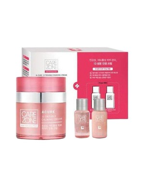 Care Zone - Doctor Solution A-Cure Clarifying Cream Set
