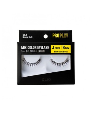 CLIO - Pro Play Mix Color Cils