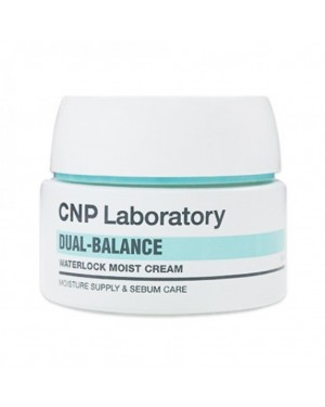 CNP LABORATORY - Dual Balance Waterlock Moist Cream - 50ml