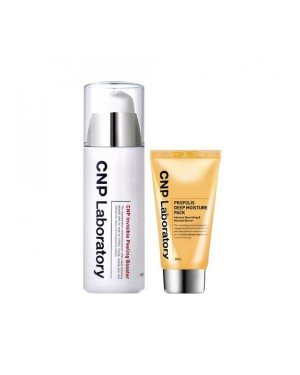 CNP LABORATORY - Édition spéciale Invisible Peeling Booster - 1set(2items)