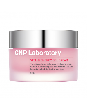 CNP LABORATORY - Vita B Energy Gel Cream - 50ml