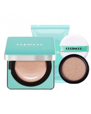 CORINGCO - Mintblossom Cover BB Cushion (with refill) - 15g
