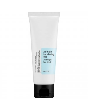 COSRX - Ultimate Nourishing Rice Overnight Spa Mask