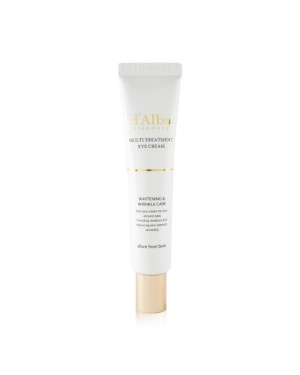 d'Alba - White Truffle Multi Treatment Eye cream - 30ml