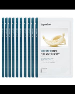 Daymellow - Masque à énergie aquatique Bird's Nest - 10pcs