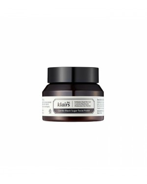 Dear, Klairs - Gentle Black Sugar Facial Polish