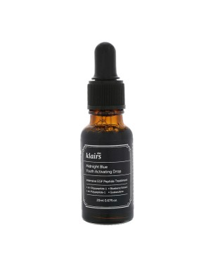 Dear; Klairs - Midnight Blue Youth Activating Drop - 20ml