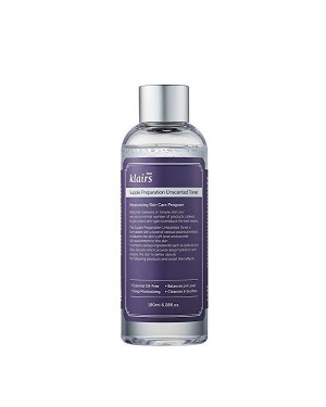 Dear; Klairs - Supple Preparation Unscented Toner
