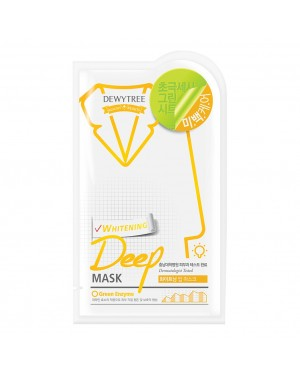DEWYTREE - Deep Mask - Whitening - 1pcs