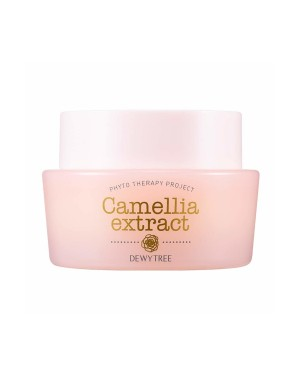 DEWYTREE - Phyto Therapy Camellia Extract Crème - 50ml