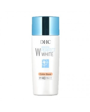 DHC - Medicated W Perfect White Base Makeup Color Base SPF40 PA+++ - 30g