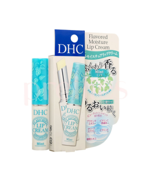 DHC - Moisture Lip Cream (Mint) - 1.5g