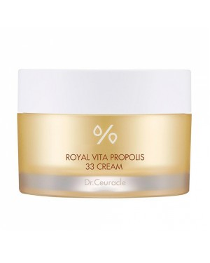 Dr.Ceuracle - Royal Vita Propolis 33 Cream - 50g