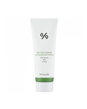 Dr.Ceuracle - Tea Tree Purifine 30 Cleansing Foam - 150ml