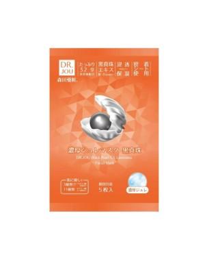 DR. JOU - Black Pearl EX Luminous Facial Mask - 5pcs