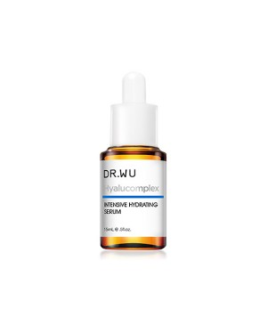 DR.WU - Intensive Hydrating Serum With Hyaluronic Acid - 15ml