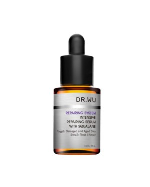 DR.WU - Intensive Repairing Serum With Squalane - 15ml