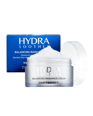 DUFT & DOFT - Hydra Soother Balancing Radiance Cream - 100ml