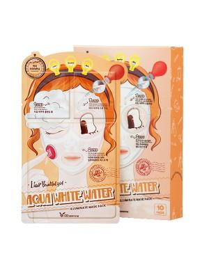 Elizavecca - 3-Step Aqua White Water Illuminate Mask Pack