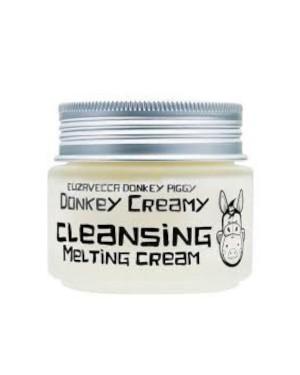 Elizavecca - Donkey Piggy Donkey Creamy Cleansing Melting Cream - 100g