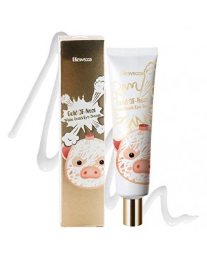 Elizavecca - Gold CF-Nest White Bomb Eye Cream