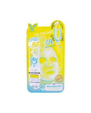 Elizavecca - TeaTree Deep Power Ringer Mask Pack - 1pc