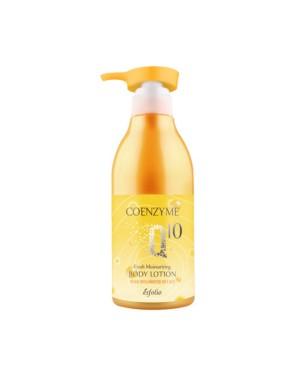 esfolio - Coenzyme Q10 Lait Corps Fraîcheur Hydratant - 500ml