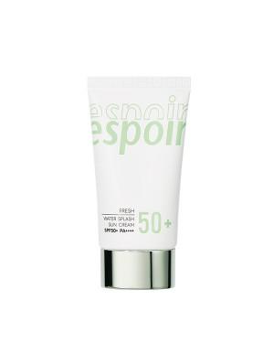 eSpoir - Water Splash Crème Solaire Fraîche SPF50+ PA++++ - 60ml