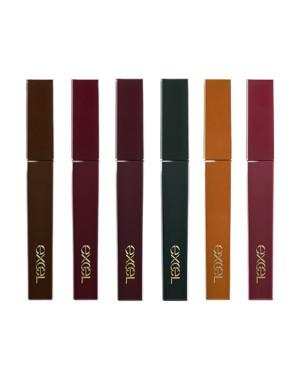 EXCEL - Mascara pour cils longs et colorés - 8.2g