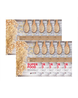 EYENLIP - Masque Super Alimentaire - 10pcs - Oats