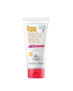 Faith in Face - Egg white whip cleansing foam -150 ml