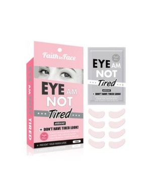 Faith in Face - Eye am not tired eye patch -4 pairs